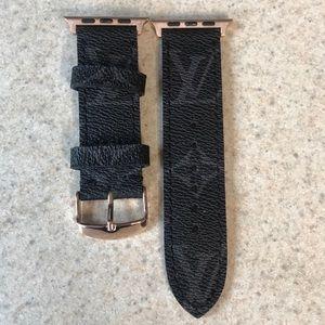Other - Louis Vuitton Apple straps